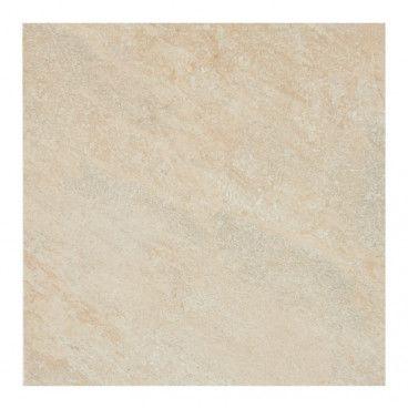 Gres Quartzite GoodHome 60 x 60 cm beżowy 0,72 m2