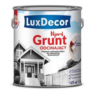 Grunt odcinający Njord Luxdecor 2,5 l