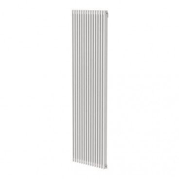 Grzejnik dekoracyjny GoodHome Kensal 180 x 50 cm biały
