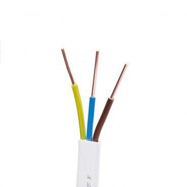 Kabel instalacyjny AKS Zielonka YDYp 4/7 3 x 1,5 mm2 25 m