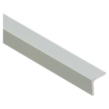 Kątownik Cezar 12 x 12 x 1,5 mm 1 m aluminium srebrne