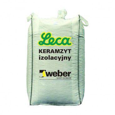Keramzyt izolacyjny Weber Saint-Gobain 4-10 mm big bag 2000 l