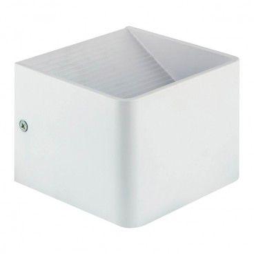 Kinkiet LED Struhm Raca 1 x 5 W biały