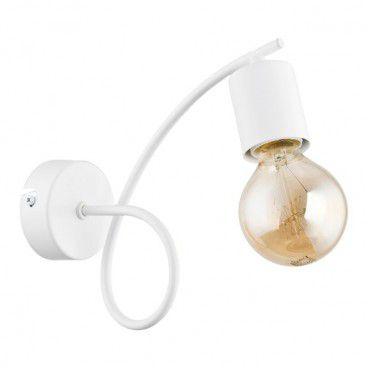 Kinkiet Tango 1 x 60 W E27 biały