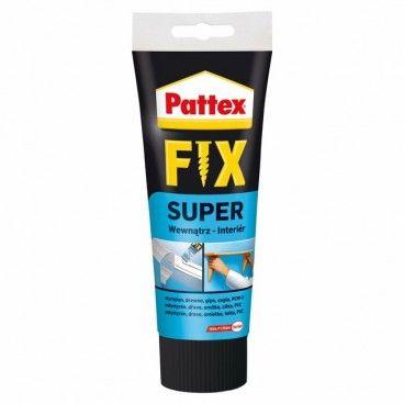 Klej montażowy Pattex Super Fix 250 g