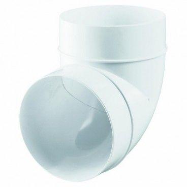 Kolanko okrągłe Vents 90 stopni fi 150 mm