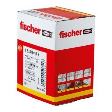 Kołki Fischer SM N 6 x 40 mm 50 szt.
