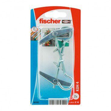 Kołki przechylne Fischer KDH 4 x 80 mm 2 szt.