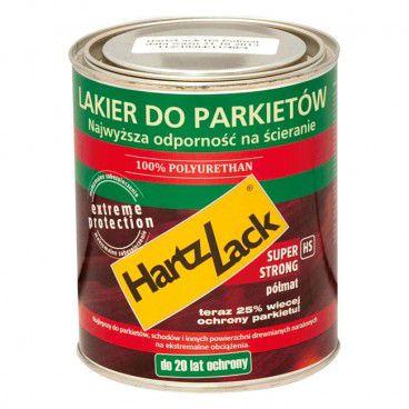 Lakier do parkietu HartzLack Super Strong półmat 0,75 l
