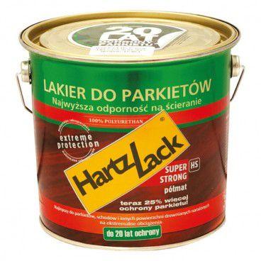 Lakier do parkietu HartzLack Super Strong satyna mat 3 l