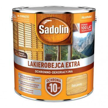 Lakierobejca Sadolin Extra dąb jasny 2,5 l