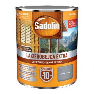 Lakierobejca Sadolin Extra jasny szary 0,75 l