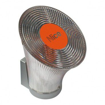 Lampa ostrzegawcza z anteną 10 x 10 x 15 cm