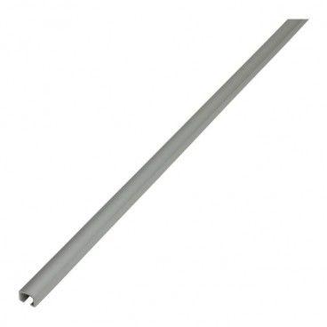 Listwa aluminiowa Diall 10 mm srebrny mat 1,83 m