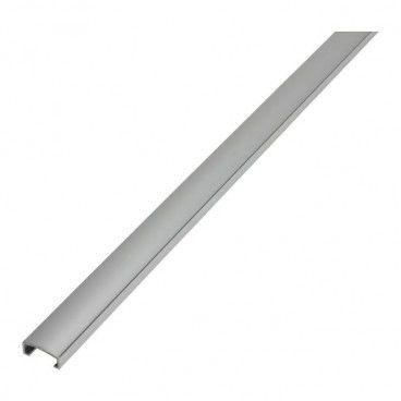 Listwa aluminiowa Diall 20 mm chrom 1,83 m