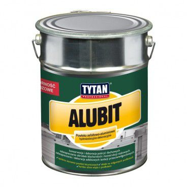 Masa asfaltowo-aluminiowa Tytan Alubit 5 kg