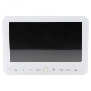 Monitor do wideodomofonu Blyss E2-FR/SH 7 dotykowy furtka + brama