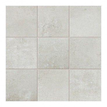 Mozaika Minimal Arte kwadraty 29,8 x 29,8 cm szara