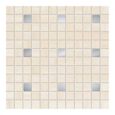 Mozaika Onde Arte 29,8 x 29,8 cm kremowa