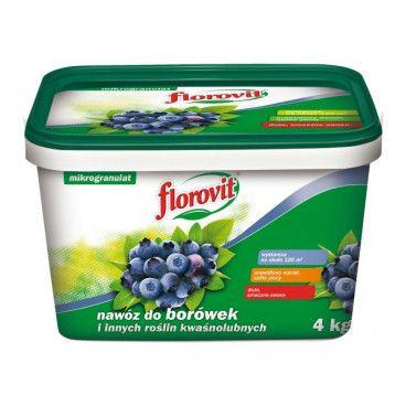 Nawóz do borówek Florovit 4 kg