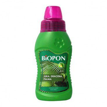 Nawóz do juk, dracen i palm Biopon 0,3 l