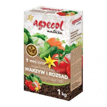 Nawóz do warzyw i rozsad Agrecol Viano 1 kg