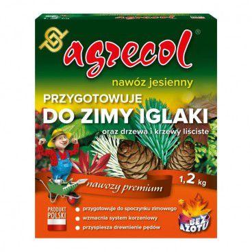 Nawóz jesienny do iglaków Agrecol 1,2 kg