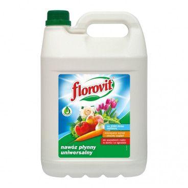 Nawóz uniwersalny Florovit płynny 5,5 kg