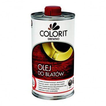 Olej do blatów Colorit Drewno bezbarwny 0,5 l