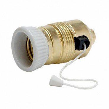 Oprawka LED Systems E27 z wyłącznikiem