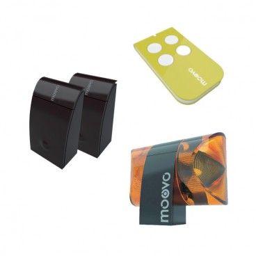 Pakiet uzupełniający do automatyki bramowej Moovo