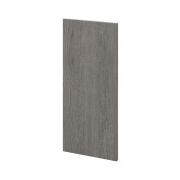 Panel maskujący do szafki wiszącej GoodHome Chia 32 x 72 cm szary dąb