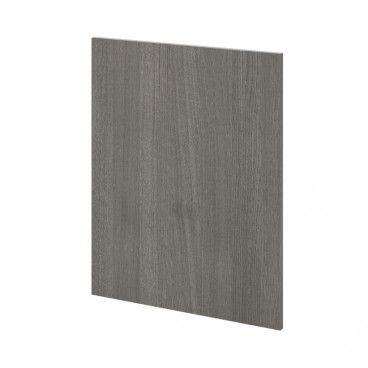 Panel maskujący dolny do szuflady GoodHome Chia RH 57 x 72 cm szary dąb