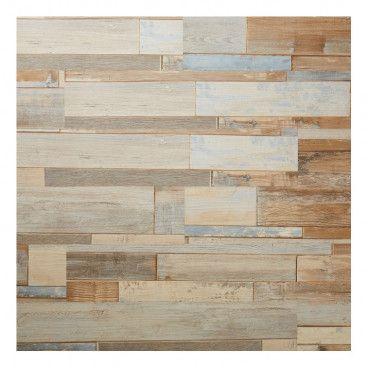 Panele podłogowe winylowe GoodHome 15,2 x 91,4 cm multi-planks blue & grey