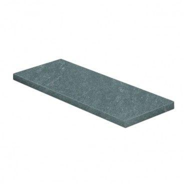 Parapet wewnętrzny Silver Stone 152 x 30 x 2 cm