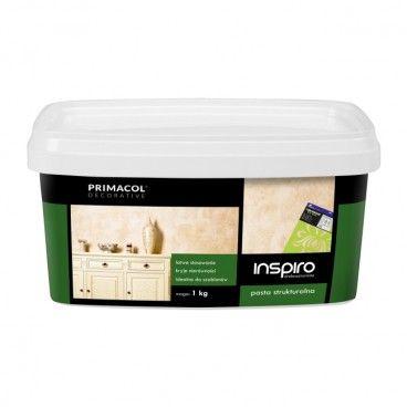 Pasta strukturalna Primacol Inspiro drobnoziarnista 1 kg