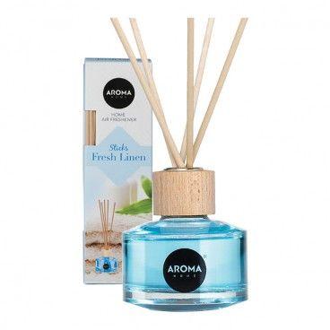 Patyczki zapachowe Aroma Home fresh linen 50 ml