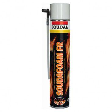 Pianka montażowa ognioochronna Soudal 750 ml