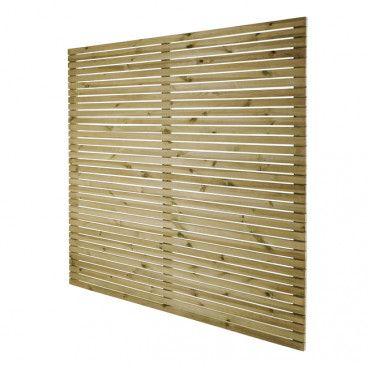 Płot panelowy wenecki GoodHome Lemhi 180 x 180 x 3,6 cm