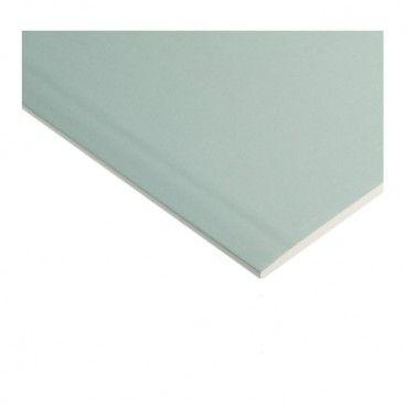 Płyta gipsowa Norgips wodoodporna 60 x 120 cm 12,5 mm