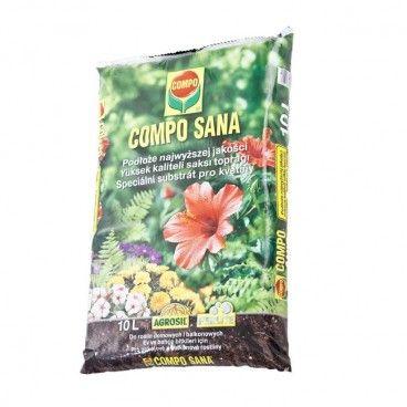 Podłoże najwyższej jakości uniwersalne Compo Sana 10 l