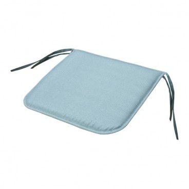 Poduszka Cocos 38 x 38 cm niebieska