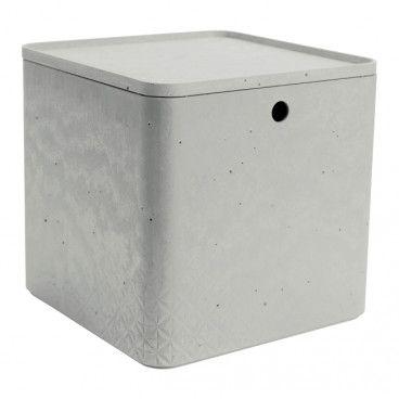 Pojemnik Curver Beton XL z pokrywą