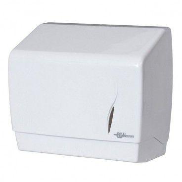 Pojemnik na papier w listkach Masterline biały