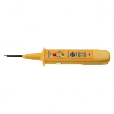 Próbnik instalacji elektrycznej 1-biegunowy wielofunkcyjny