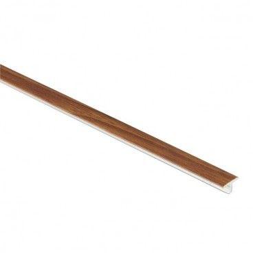 Profil T łączący GoodHome 0,93 m ciemne drewno