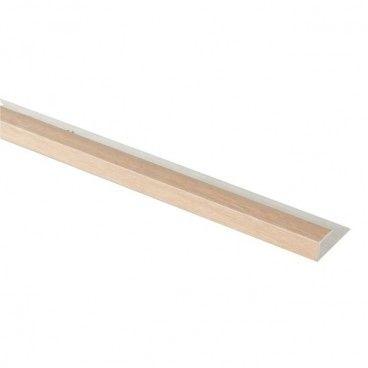 Profil U progowy GoodHome 85 x 1800 mm drewno