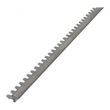 Profil aluminiowy dylatacyjny Diall do łuków surowe aluminium 2,5 m