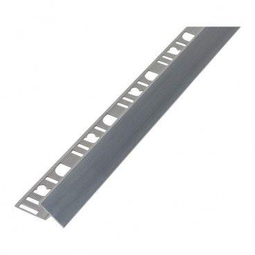 Profil aluminiowy ukośny Diall 10 mm najazdowy 1 m