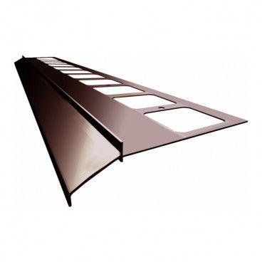 Profil okapowy Renoplast K100 brązowy